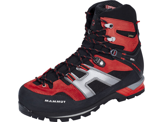 Mammut Magic High GTX Chaussures Homme, inferno-black
